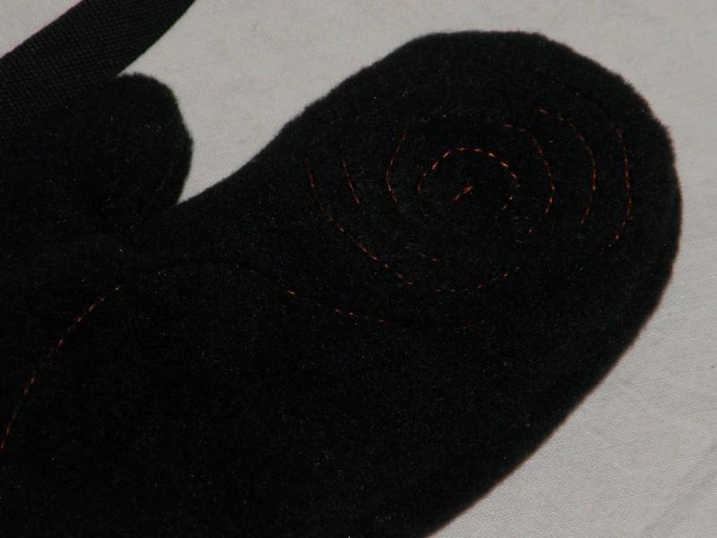Detail motif